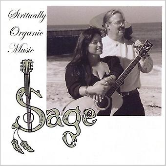 Dan Brown & Cathy Jarel-Girgis - Spiritually Organic Music [CD] USA import
