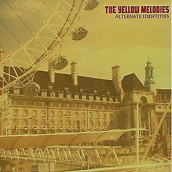 Yellow Melodies - Alternate Identities [CD] USA import