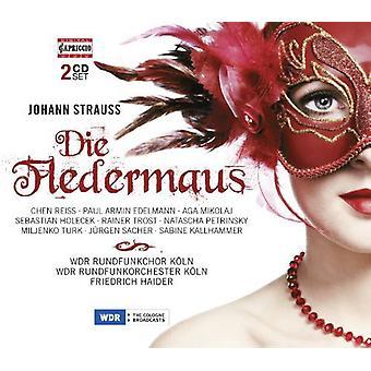 R. Strauss - Strauss: Die Fledermaus [CD] USA import