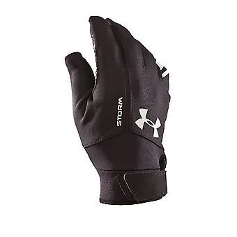 UNDER panser Coldgear Storm handsker [Herre]