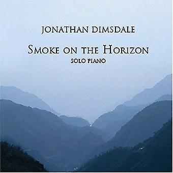 Jonathan Dimsdale - polttaa Horizon [CD] USA-tuonti