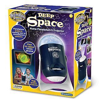 头脑风暴玩具深空家庭天文馆和投影仪