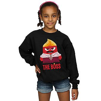 Le sweat-shirt Boss la colère Disney Girls Inside Out