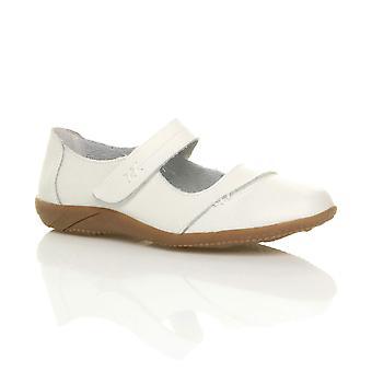 Ajvani womens versione gancio comfort cuoio & ciclo sandali casual scarpe da passeggio