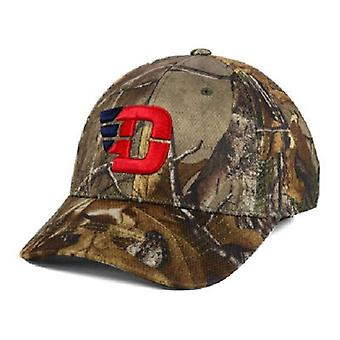 Dayton Flyers NCAA TOW Real Tree Camo Memory Fit Hat