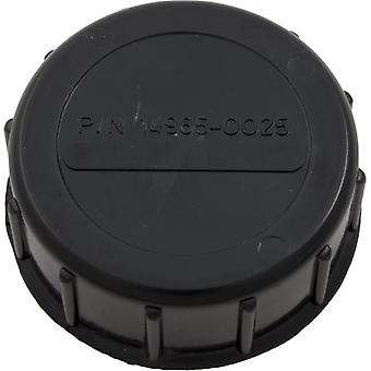 Pentair 14965-0025 Drain Cap for Waterford and Cristal-Flo Pool or Spa