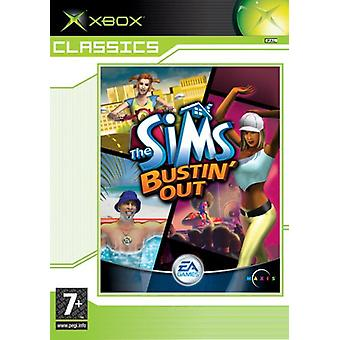 The Sims Bustin Out (Xbox Classics) - New