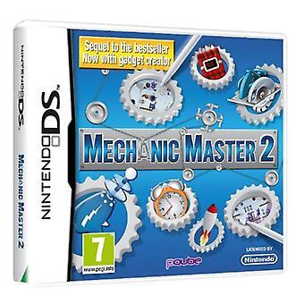 Mecânico Master 2 (Nintendo DS) - Novo