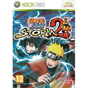Naruto Shippuden Ultimate Ninja Storm 2 (Xbox 360) - Nouveau