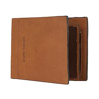 Bruno banani мужской бумажник бумажник кошелек коньяк 2411