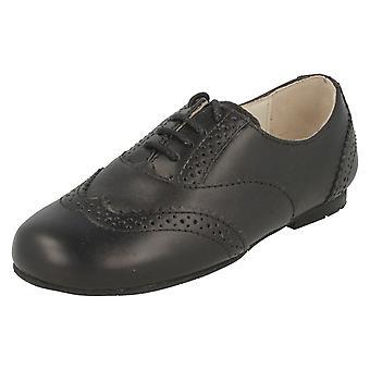 Girls Startrite Brogue School Shoes Fran