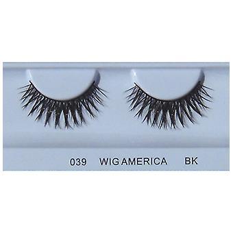Perruque Amérique Premium faux cils wig537, 5 paires