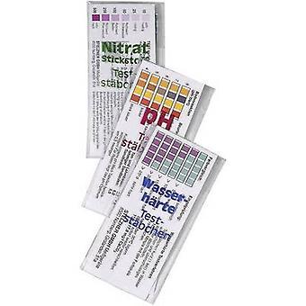 Stelzner Teststäbchen-Set strimmel nitrat, pH, vann hardheten 1 satt