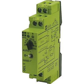 tele OCL1 24 V/AC/DC 0 - 20 mA Crossbar switch 24 V DC, 24 V AC 5 A 1 change-over 1 pc(s)
