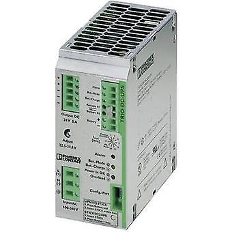 Phoenix Contact TRIO-UPS/1AC/24DC/ 5 Rail-mount UPS (DIN)