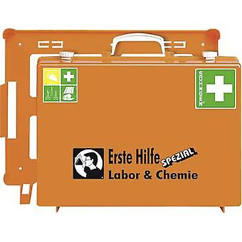 Söhngen 0360106 First-aid-BAG LABORATORY & Chemistry DIN 13 157 + Extensions 400 x 300 x 150 Orange