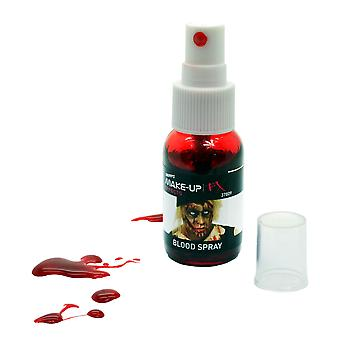 Smiffy's Make Up FX Spray Blood