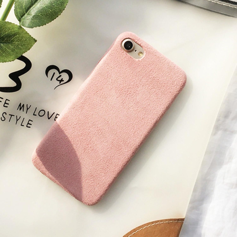 Plush case - iPhone 8