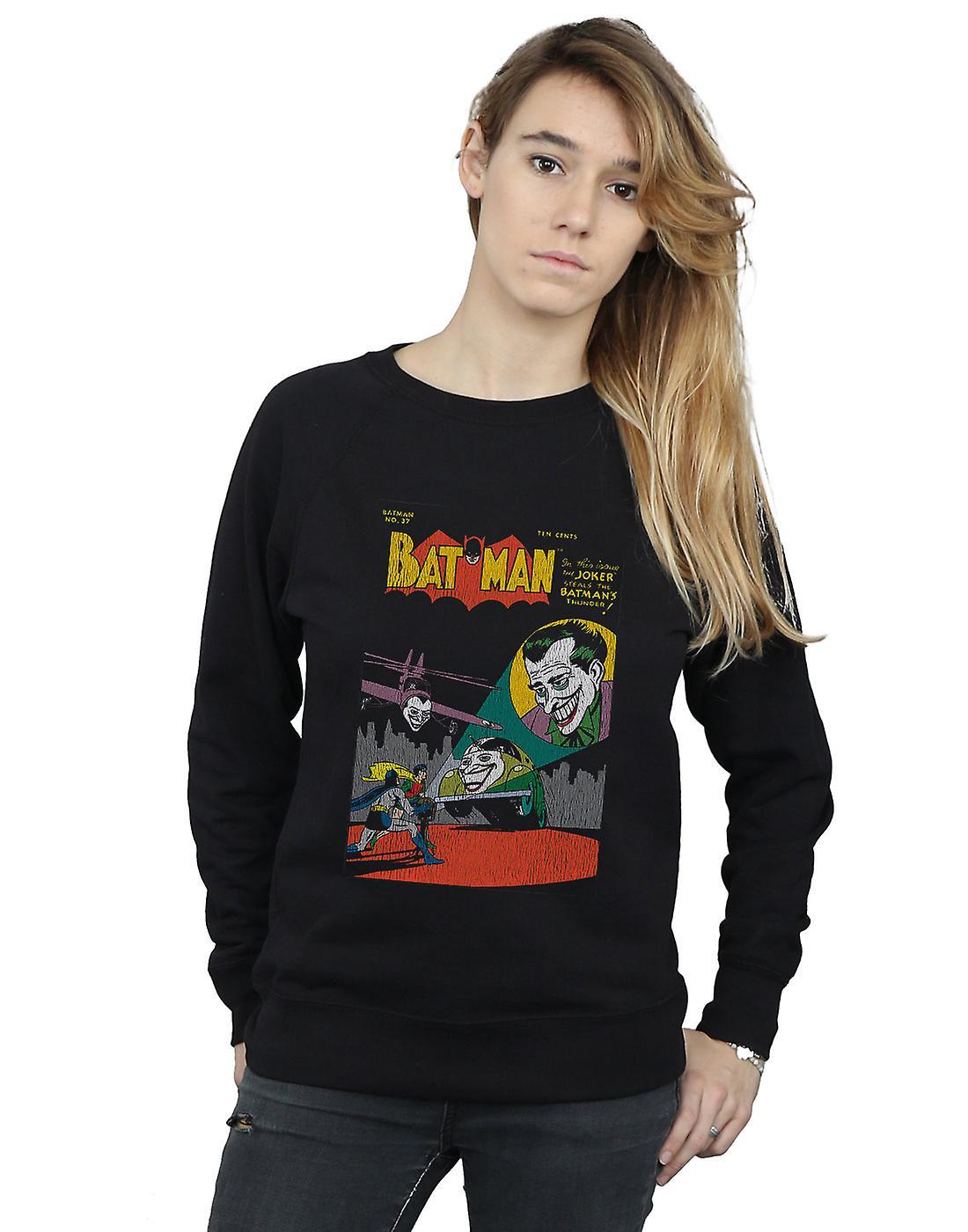DC Comics Women's Batman No. 37 Cover Sweatshirt