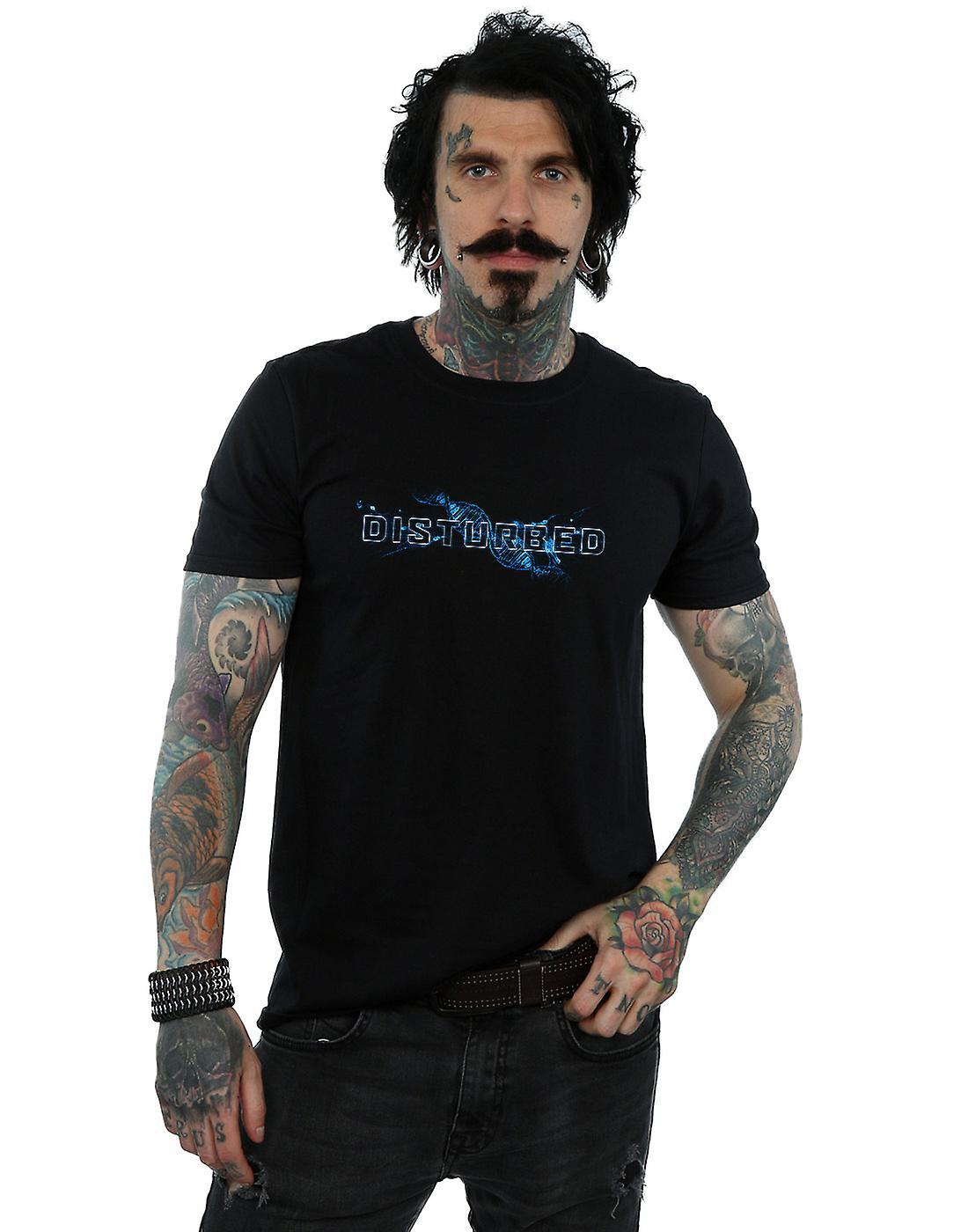 Disturbed Men's Blue Blood T-Shirt