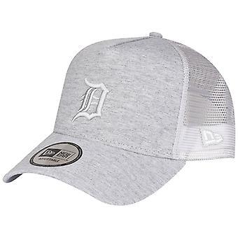 New era E-frame Trucker Cap - MLB Detroit Tigers gray