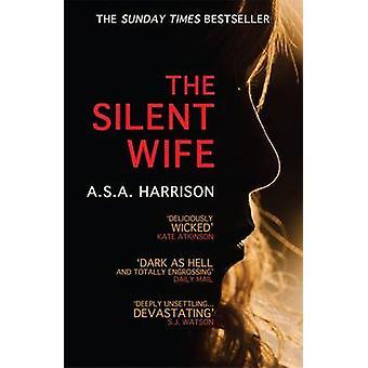 A mulher silenciosa por r. S. r. Harrison - livro 9780755399864