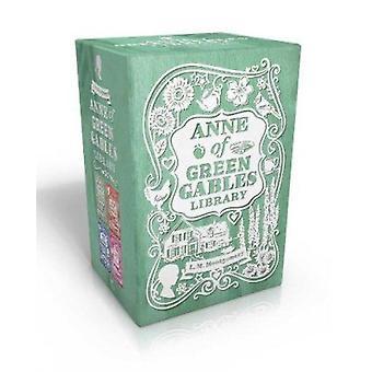 Anne of Green Gables Library - Anne of Green Gables; Anne of Avonlea;