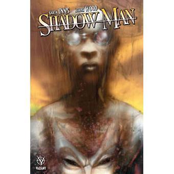 Shadowman by Paul Jenkins - Garth Ennis - Dennis Calero - Ashley Wood