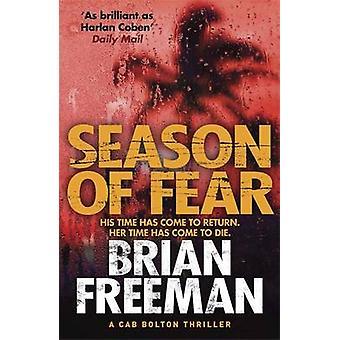 Saison der Angst - ein Cab-Bolton-Thriller von Brian Freeman - 978178206899