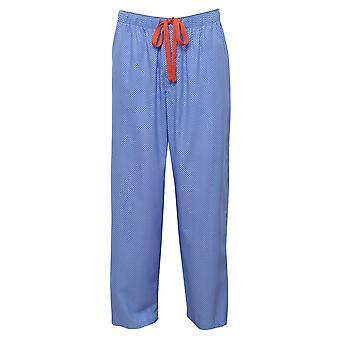 Cyberjammies 6348 mężczyzn Oscar Blue Piżama spodnie