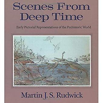 Escenas de tiempo profundo: primeras representaciones pictóricas del mundo prehistórico