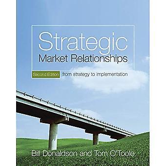 Strategische markt relaties: Van strategie tot uitvoering