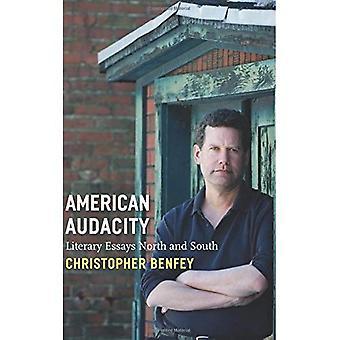 Amerikanischen Audacity: Literarische Essays, Nord und Süd