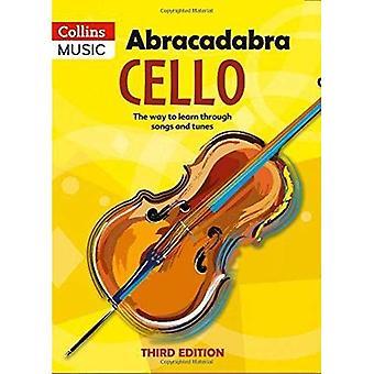 Abracadabra Cello (Pupil's book) 3rd edn (Abracadabra Strings)