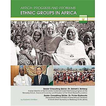 Gruppi etnici in Africa (Africa: progressi e problemi (Mason Crest))