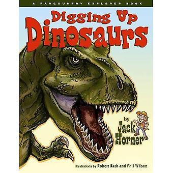 Desenterrar dinossauros