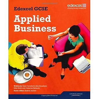 Edexcel GCSE in Applied Business Student Book (Edexcel Gcse Applied Business)