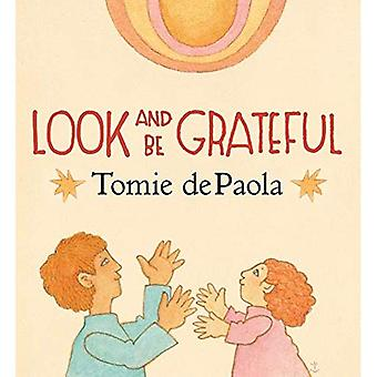 Look And Be Grateful [Board book]