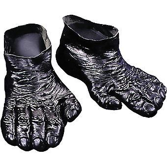 Ноги гориллы