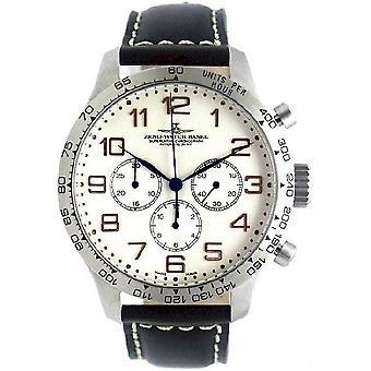 Zeno-Watch miesten katsella OS nopeus mittarin retro Chronograph 2020 8559TH-3T-F2