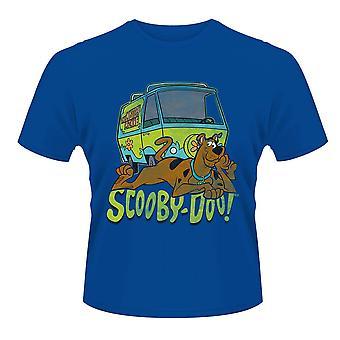 Men's Scooby Doo Mystery Machine T-Shirt