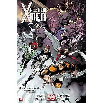 All-New X-Men Volume 3 - Volume 3 by Brian Michael Bendis - Stuart Imm