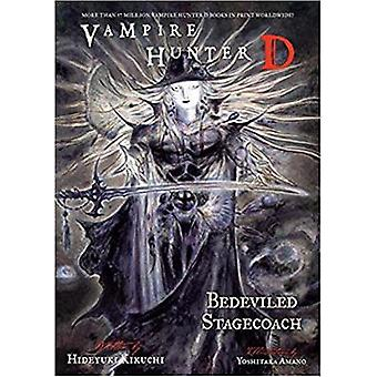 Vampire Hunter D Vol. 26 - Bedeviled Stagecoach by Yoshitaka Amano - 9