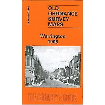 Warrington 1905 - Lancashire Sheet 116.01 (Facsimile of 1905 ed) by Al