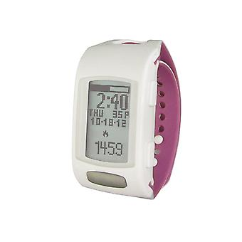 Lifetrak Zone C410W Fitness Watch z monitorem tętna White / Orchid