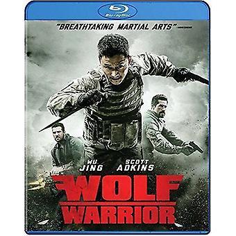 Wolf kriger [Blu-ray] USA importerer