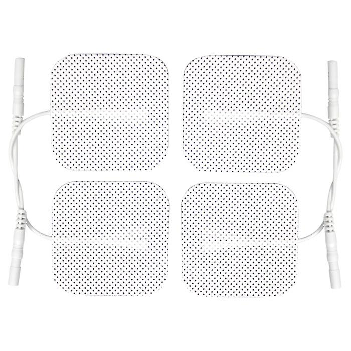 24 (6 pakjes) zelfklevende TIENTALLen elektroden (5cm x 5cm) plus gratis Chart