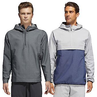 adidas Golf Herren Adicross 1/2 Zip Anorak Jacke