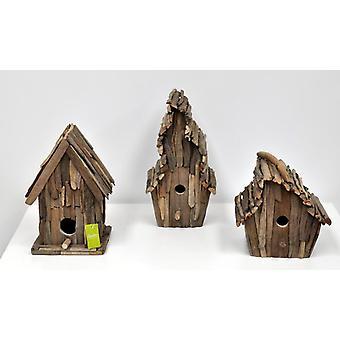 Decorative Wood Bird House