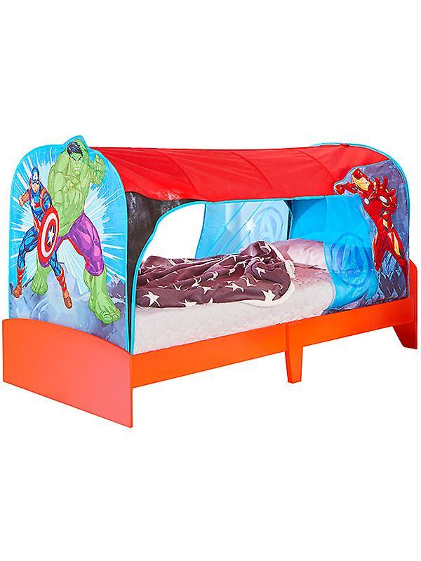 Marvel Avengers Over Bed Tent Den